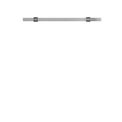 tringle cuisine tringle de cuisine rosle 60 cm avec 2 fixations idees fr