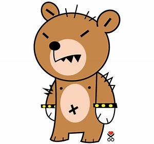 Cute Bear Cartoon Character Vector | 123Freevectors