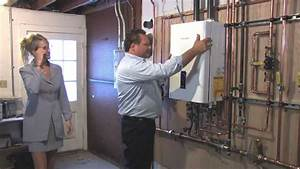 Comercial Water Heater Installation Diagram