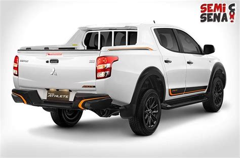 Gambar Mobil Mitsubishi Triton harga mitsubishi triton athlete review spesifikasi