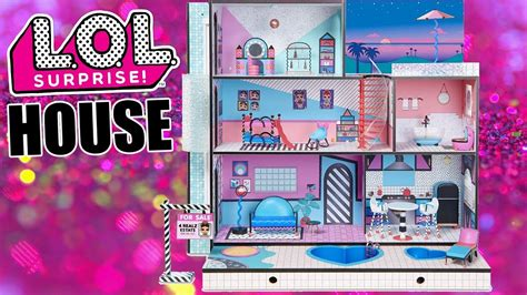 preorder lol surprise house  lol official