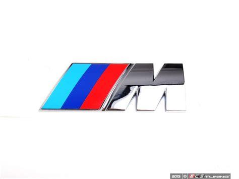 Rear Trunk Lid M Badge