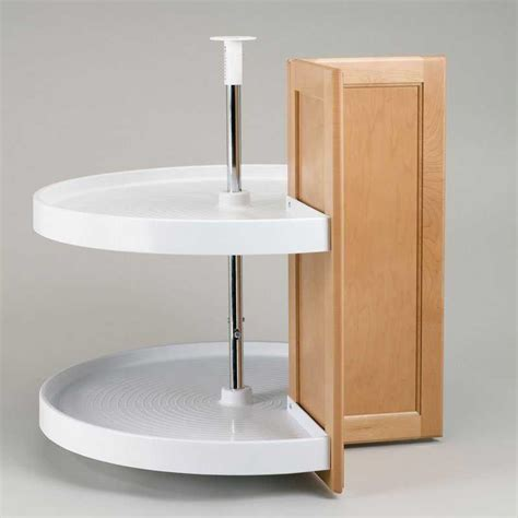 adding a lazy susan in a corner cabinet does anyone have any tips on installing a lazy susan