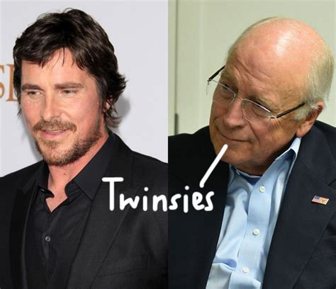 Watch Christian Bale Play Conniving Dick Cheney First