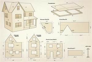 Dollhouse - Canadian Woodworking Magazine