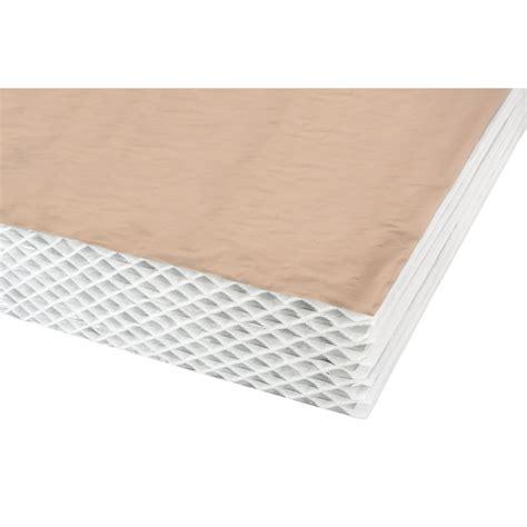 plaque autocollante cuisine 4 panneaux isolant actis hybris 3 en 1 2 65x1 15m ep