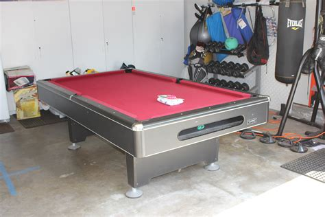 How To Refelt A Pool Table How To Refelt A Coin Operated