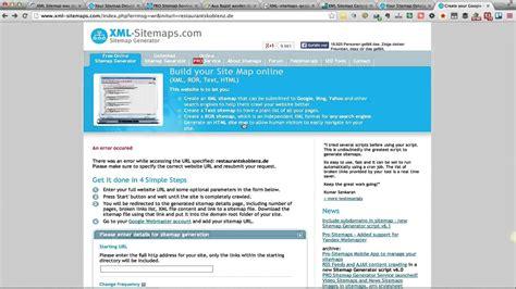 Xml Sitemaps Einfach Eine Html Sitemap Erstellen Mit