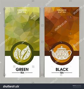 Tea Packaging Design Templates poster