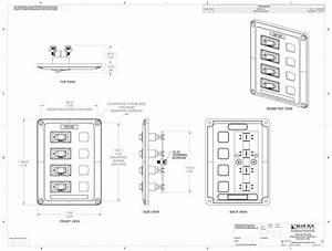 Eimsig Smarthome Preis : blue sea bs 4350 unterdeck schalttafel mit 4 stromkreisen ~ Articles-book.com Haus und Dekorationen