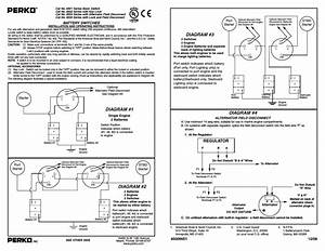 Perko 8502 User Manual