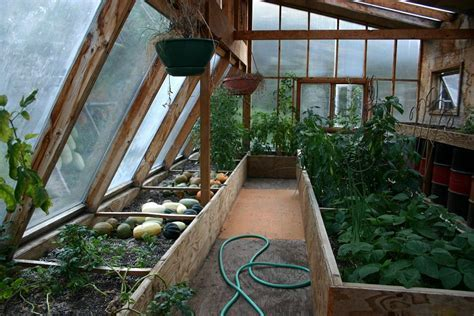Get Free Home Heating With an Attached Greenhouse   Off