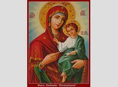 Canon de rugăciune către Maica Domnului, luni seara