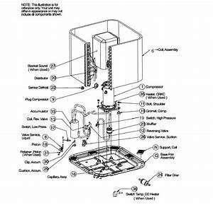 Icp N4h360gka100 Central Air Conditioner Parts