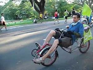 Diy 20 U0026quot  Fwd Mbb Recumbent Bike