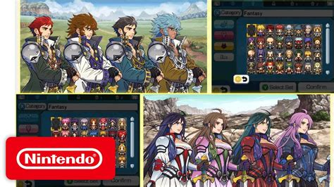There are 6170 roms for nintendo ds (nds) console. RPG Maker Fes - Official Game Trailer - Nintendo 3DS - YouTube