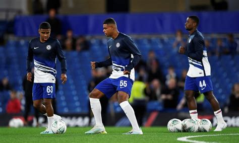 Chelsea player set for imminent Stamford Bridge exit as ...