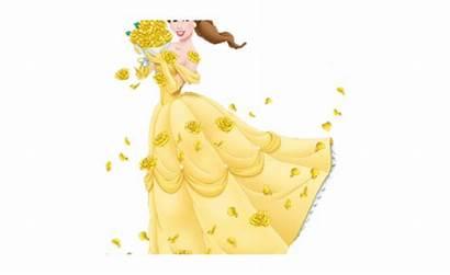 Belle Princess Disney Princesses Clipart Vippng Ai