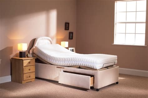 Winchester Single Adjustable Bed Laybrook