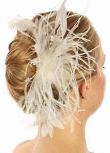 Peigne Cheveux Mariage : bijoux cheveux mariage en plumes mod le etincelles princesse d 39 un jour ~ Preciouscoupons.com Idées de Décoration