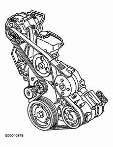 04 Grand Prix Serpentine Belt Diagram
