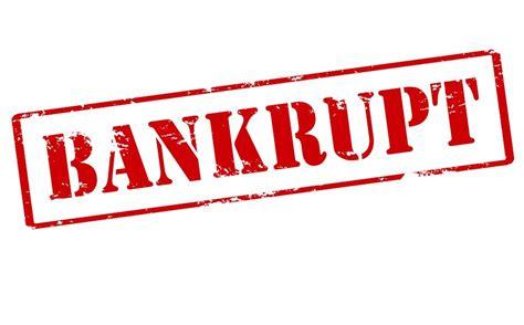 Bankrupt Clip Art Images