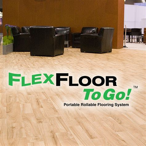 Trade Show Flooring   Flexfloor   Portable Flooring