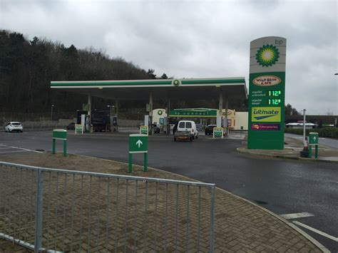 Shell Garage M1 by Bp Motorway Services Bp Service Stations