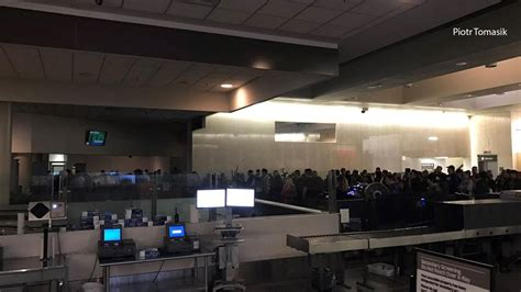 lax affected   power outages flight operations