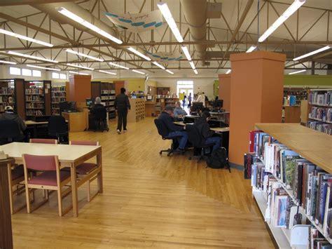 Hardwood floor refinishing Ferndale WA Library   Hoffmann