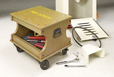 Workbench Stool Plans Roll Around Shop Stool Woodsmith Plans Small Projects
