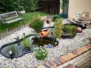 Fabriquer Une Fontaine Sans Pompe : bassin poisson rouge sans pompe unique bassin pour poisson exterieur magnifique un aquarium ext ~ Melissatoandfro.com Idées de Décoration