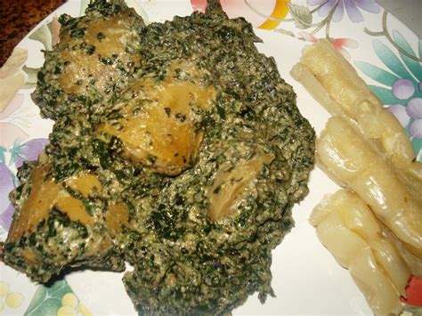 cuisine africaine camerounaise ndole à la queue de boeuf la cuisine camerounaise