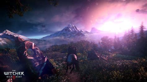 Witcher 3 Landscape Wallpaper The Witcher De Die Community Zu The Witcher 3 Wild Hunt