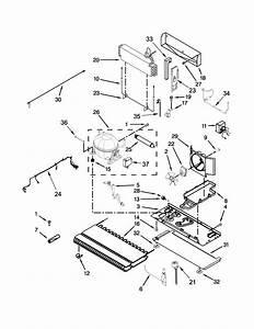 Beko Fridge Freezer Parts List