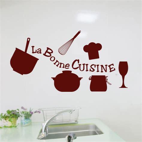 ardoise cuisine deco stickers phrase cusine achetez en ligne