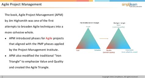 Pmiacp Lesson 01 Nugget 2 Agile Methodologiesii