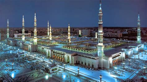 beautiful mosques   world masjid al nabawi