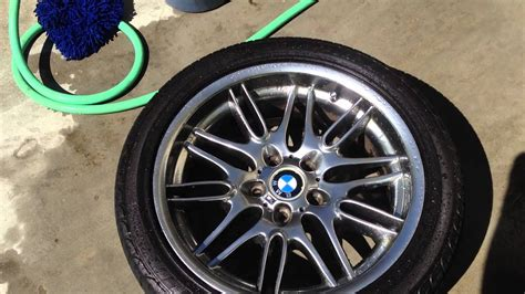 Bmw E39 M5 Style S65 Full Wheel Detailing