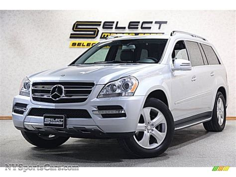 Shop millions of cars from over 21,000 dealers and find the perfect car. 2011 Mercedes-Benz GL 450 4Matic in Iridium Silver Metallic photo #7 - 624679 | NYSportsCars.com ...