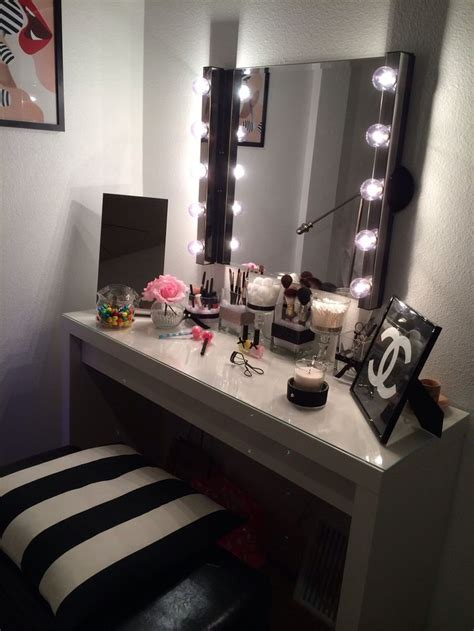 glam beauty room ideas images  pinterest