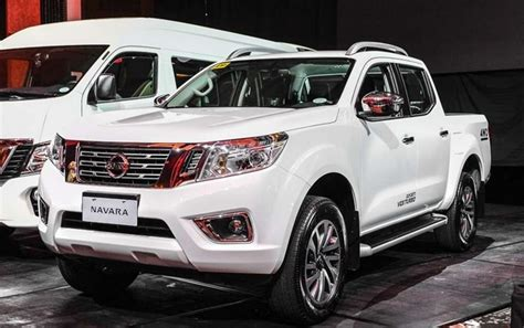 nissan navara  philippines nissan cars review