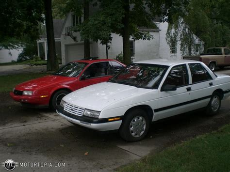 1994 Chevrolet Corsica by 1994 Chevrolet Corsica Information And Photos Zomb Drive