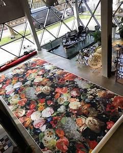 Eden Queen by Marcel Wanders via Moooi Carpets