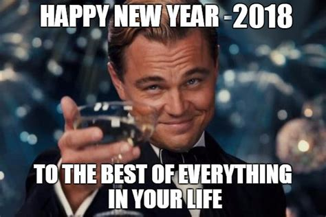 Funniest Memes 2018 - happy new year memes 2018 funny images sms quotes best collections happy new year 2018 hub