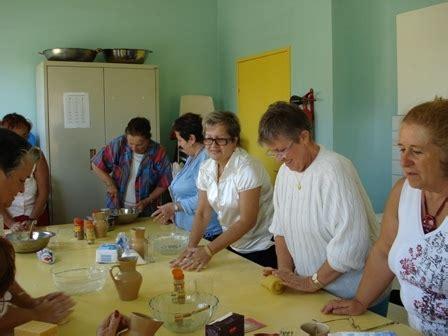 atelier cuisine centre social atelier cuisine les activités à giono galerie centre