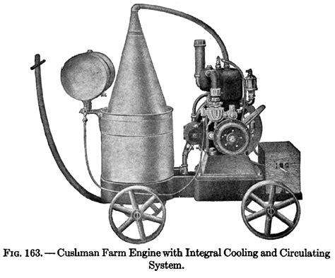 cushman motor works  article cushman motor works
