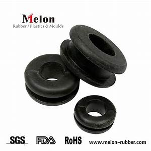 China Rubber Product Rubber Plug Fastener Small Rubber