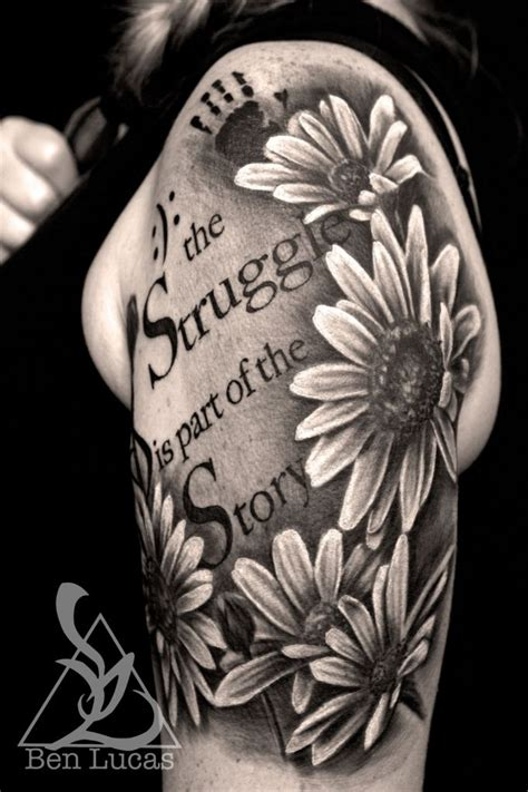 Sleeve Meaning by Half Sleeve Tattoo Images Half Sleeve Tattoos With Meaning