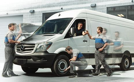 Are you looking for an auto repair shop near me? VanCare Express for you Sprinter | Mercedes-Benz of Littleton